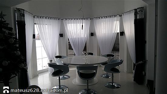 Firanki Do Salonu Na Wykusz Q Housepl